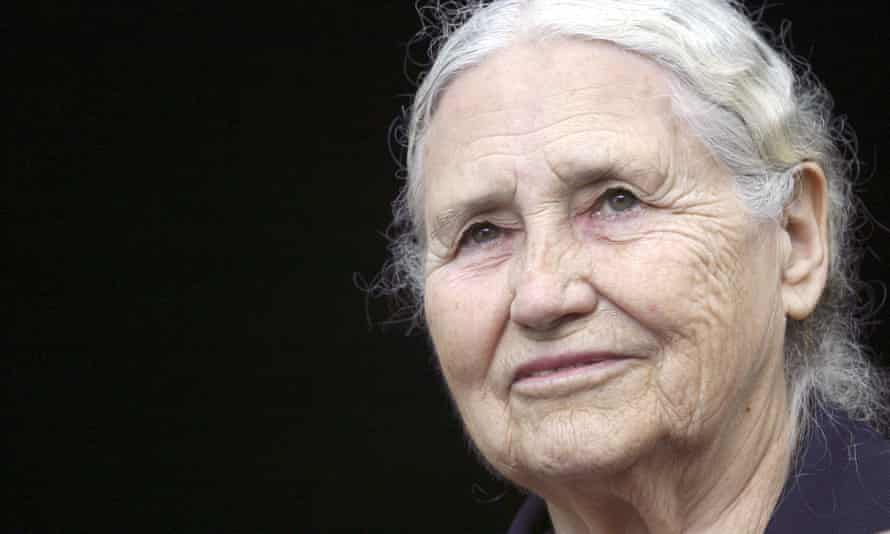 How much of Doris Lessing's life fed into her Golden Notebook characters?