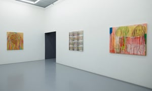 A gallery room