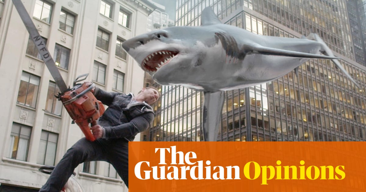 There's so much tween 'empowerment' on TV. I'd rather my kids watched Sharknado