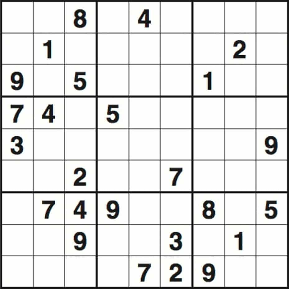 sudoku 3321