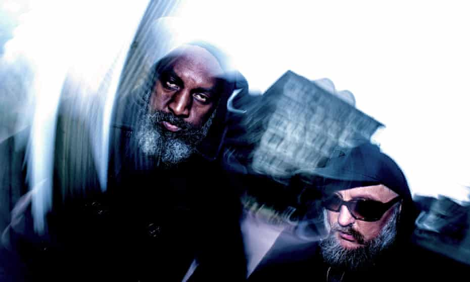 Kevin Martin and Roger Robinson, AKA King Midas Sound.