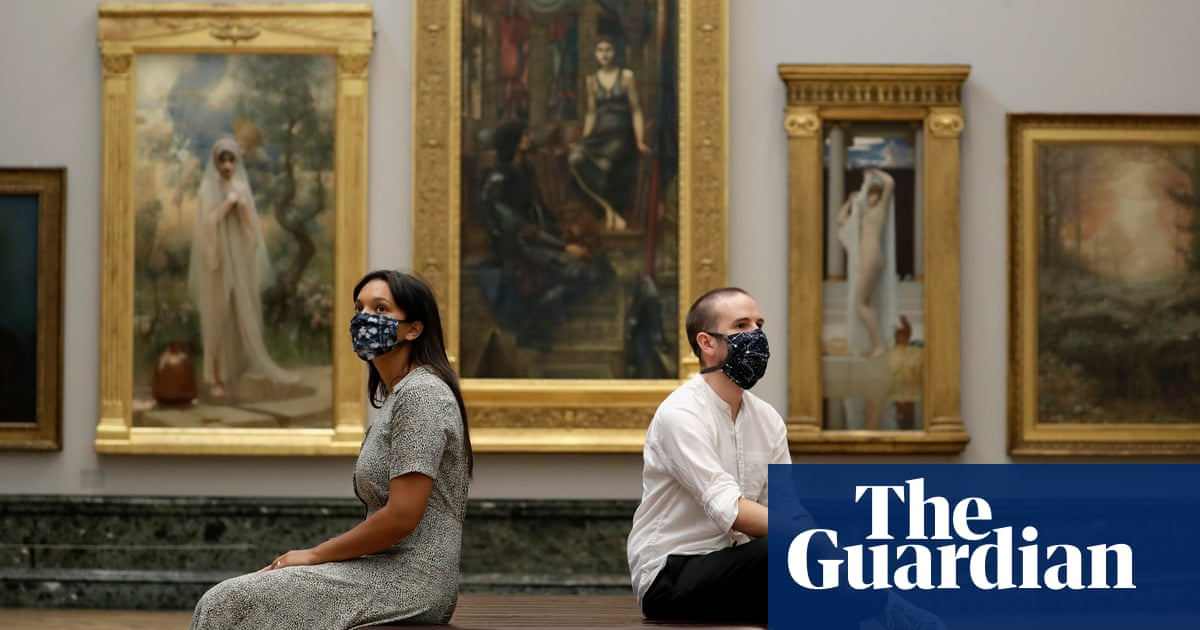 'I've missed the gym and art galleries': the big reopening in England