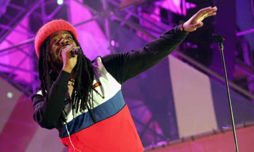 DRAM at South by Southwest: understatement isn't really his thing.