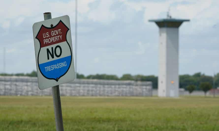 The federal prison complex in Terre Haute, Indiana. The Trump administration resumed putting inmates to death after a 17-year hiatus.