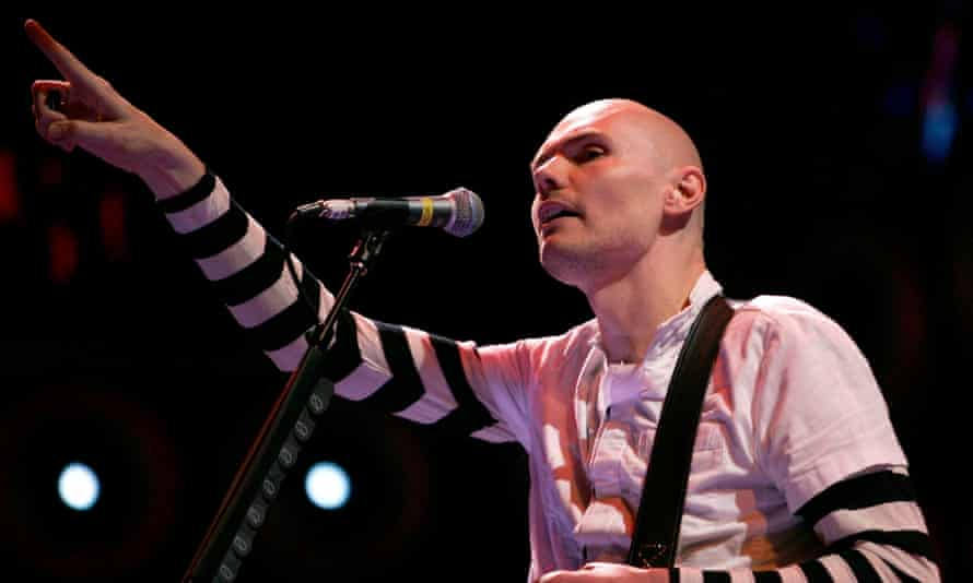 Billy Corgan … Looking for a submission.