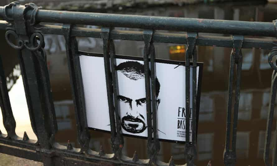 A Free Bassel poster
