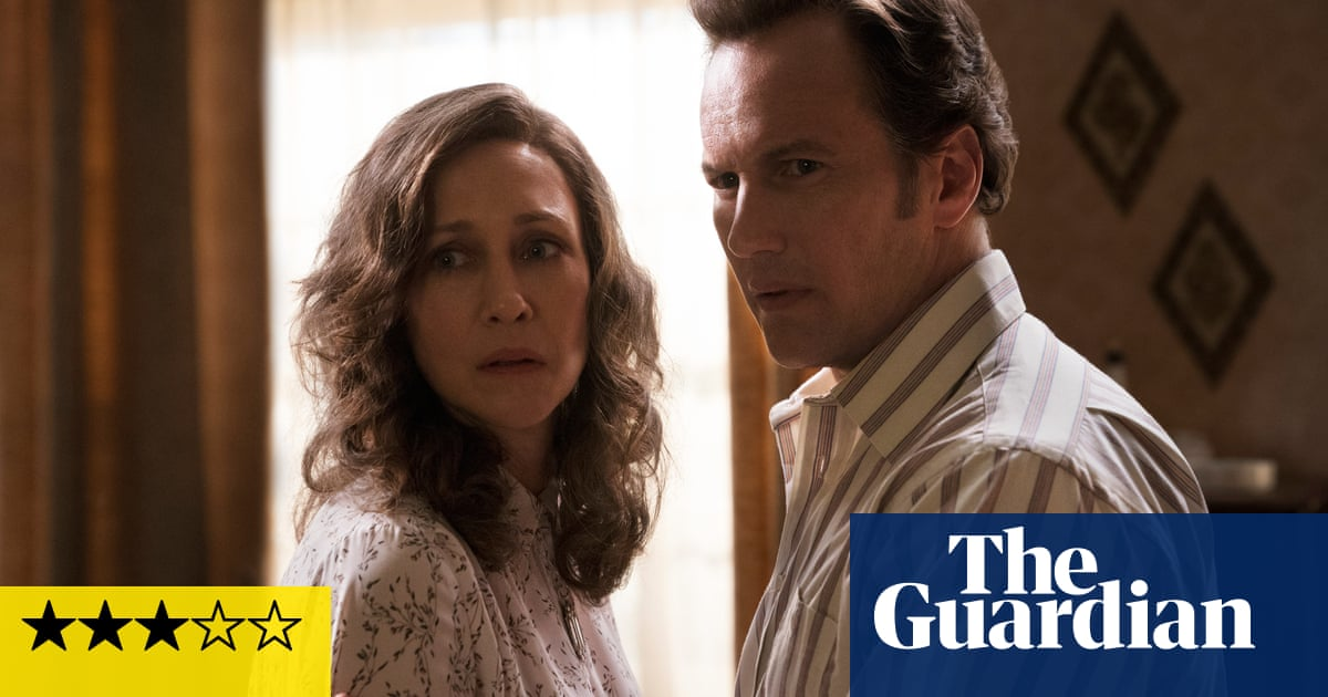 The Conjuring: The Devil Made Me Do It review – slick threequel magics up scares