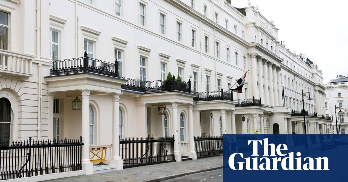 UK housing market is a 'goldmine' for wealthy foreign buyers