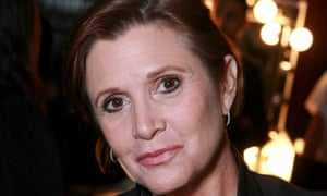 Carrie Fisher: 'But no one can be everything to everyone. It's a lot of time to spend with someone, 30 years – more than half a life.'