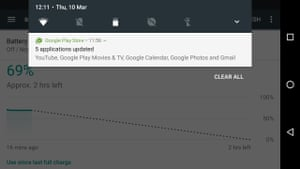 android n notifications