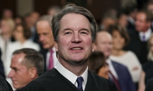 Katyal insists Trump's supreme court appointments, including Brett Kavanaugh, are not beholden to him.
