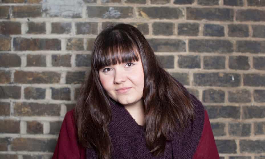 Sofie Hagen in London last month.