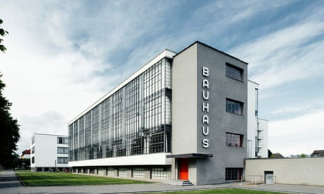 Bauhaus at 100: how the Guardian reported the German design group in the 1930s