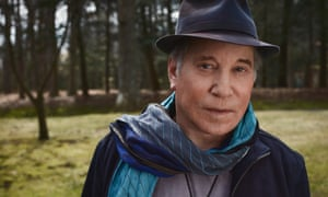 As rewarding as anything he's done … Paul Simon.