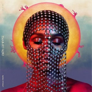 The artwork for Janelle Monáe's Dirty Computer.