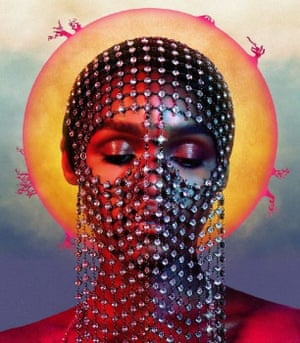 Janelle Monáe - Dirty Computer album cover.