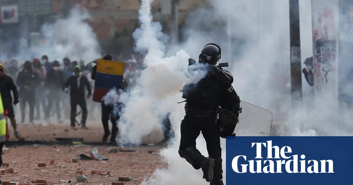 'More people could die': four killed in Colombia protests as talks with government stall