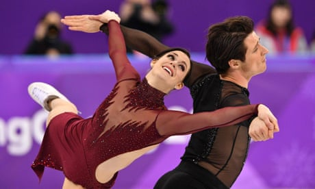 Olympic ice dance champions Virtue and Moir: 'We're so proud