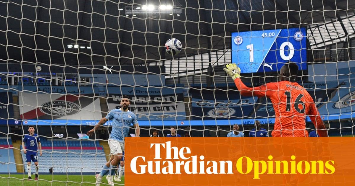 Was Aguero's Panenka really a mistake? Analysing the art and science of penalties | Sean Ingle
