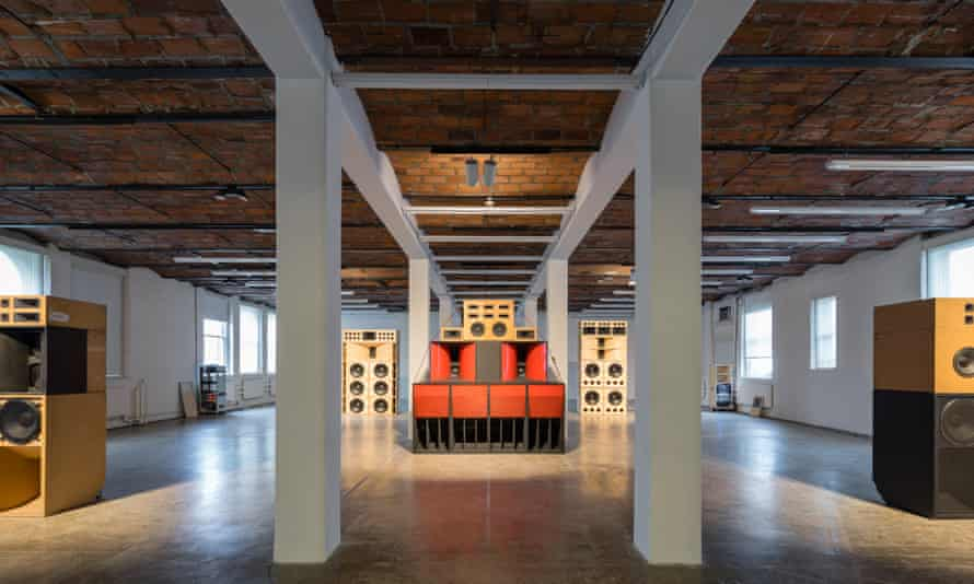 Mark Leckey: 'Everything in the show is a kind of container; a fridge, sound systems, objects that contain something'