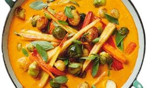Meera Sodhas Vegan Recipe For Christmas Veg Penang Curry