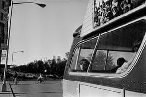 Fifth Avenue, New York city, US 1967