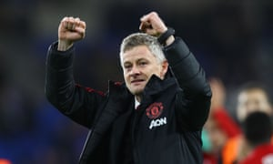 'Football is easy if you've got good players,' said Ole Gunnar Solskjær after Saturday's win at Cardiff.