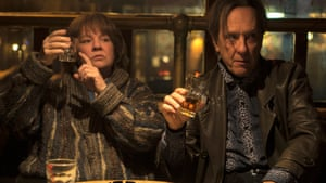 Melissa McCarthy and Richard E Grant in Can You Ever Forgive Me?
