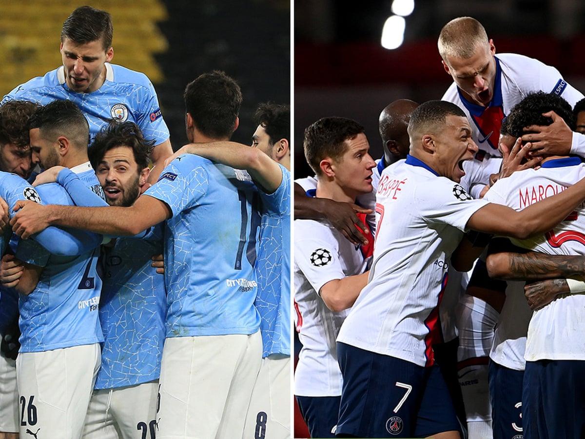 Manchester City vs Paris Saint Germain: Prediction, Lineups, Team News, Betting Tips & Match Previews