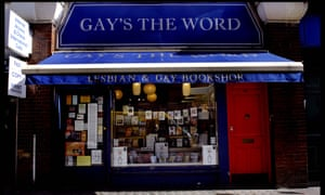 Jonathan Cutbill co-founded the Gay's the Word bookshop in central London in 1979.