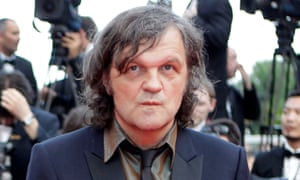 Emir Kusturica pictured at the 2011 Cannes film festival