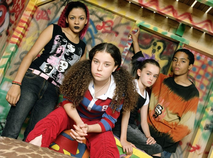 How We Made The Story Of Tracy Beaker Books The Guardian