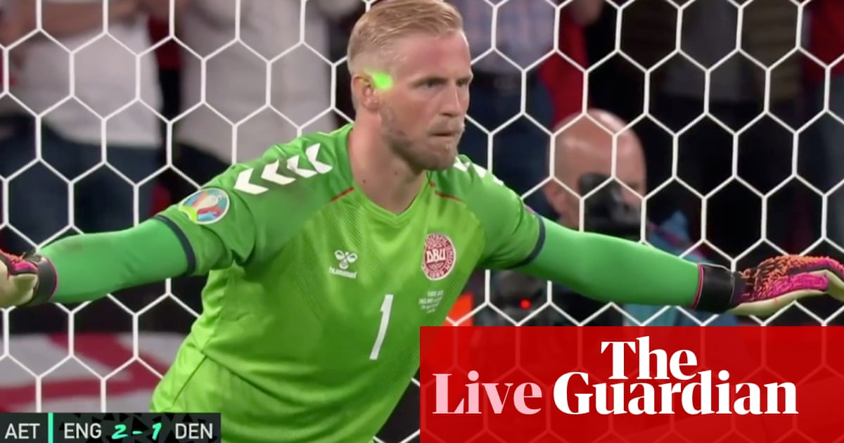 Euro 2020: Uefa opens disciplinary proceedings against England – live!