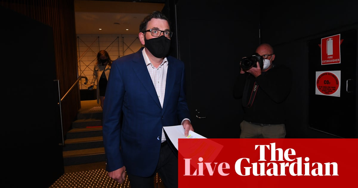 Victoria may ease restrictions despite higher case numbers – as it happened – The Guardian