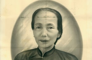 Portrait of Phan Thi Vu.