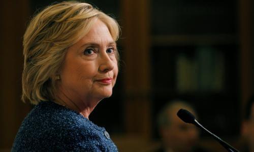 Hillary Clinton Regrets Basket Of Deplorables Remark As Trump Attacks Hillary Clinton The Guardian