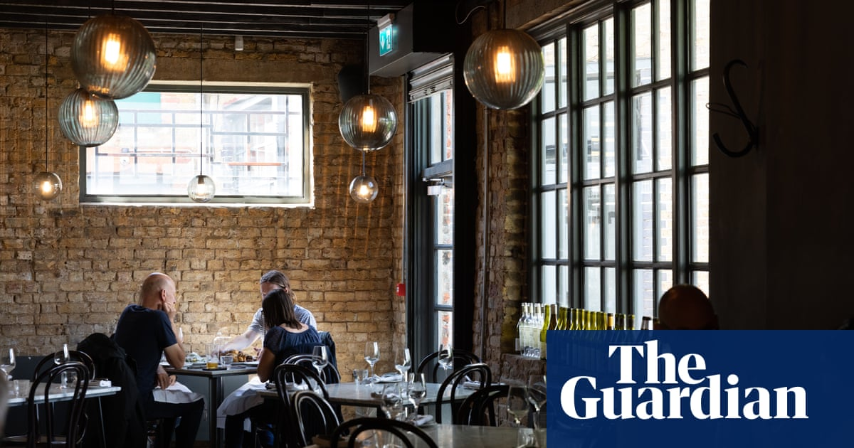 Royale, London E3: 'Sometimes, I have to admit that the French just do it better' – restaurant review