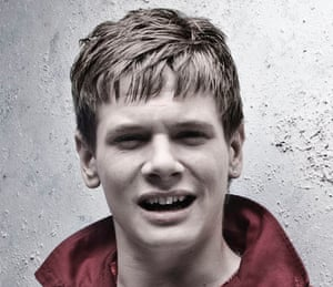 O'Connell as Cook in Skins