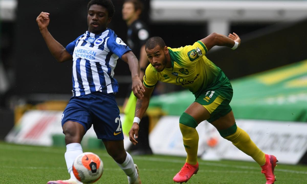 Norwich City v Brighton & Hove Albion: Premier League – live ...