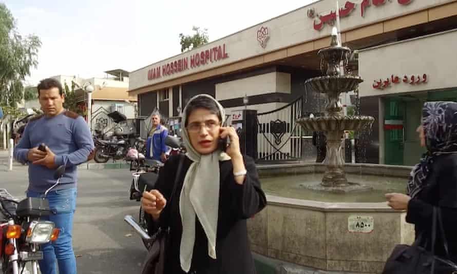 Nasrin Sotoudeh in Nasrin