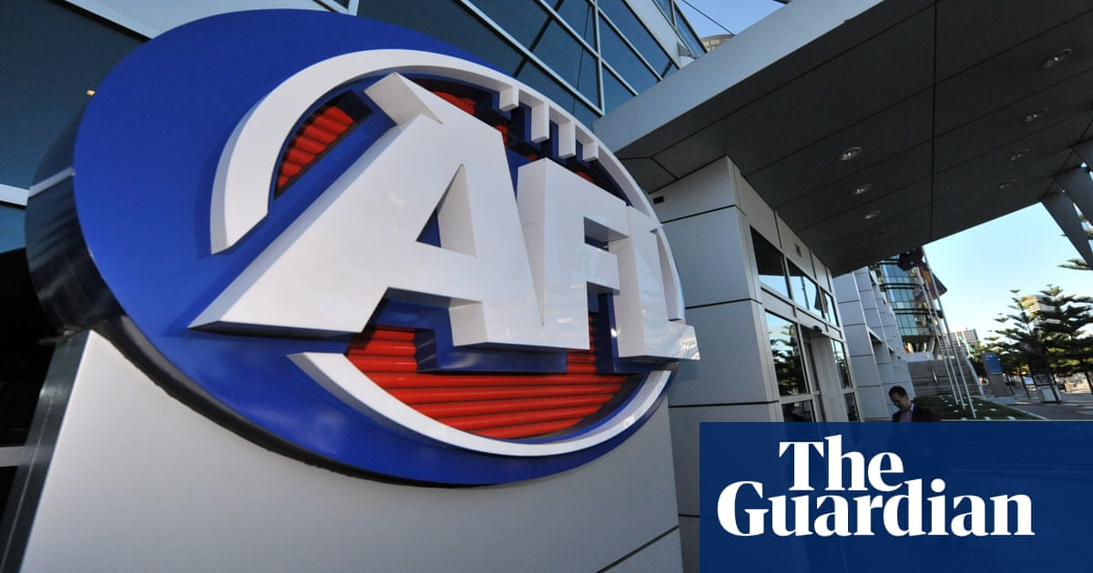 AFL faces 'most serious threat' in 100 years – The Guardian