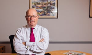 Alistair Burt's brief includes mental health, where his greatest concern is to improve services for children and young people.
