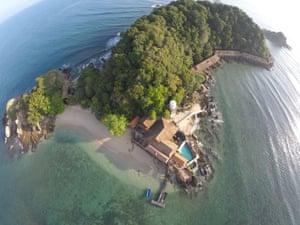Pulau Gemia Island Resort & Spa, Malaysia