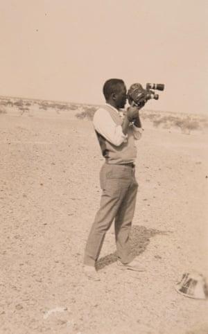 Ousmane Sembène circa 1972