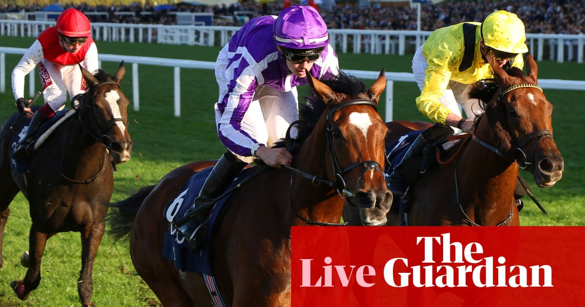 Champions Day 2019 at Ascot – how it happened