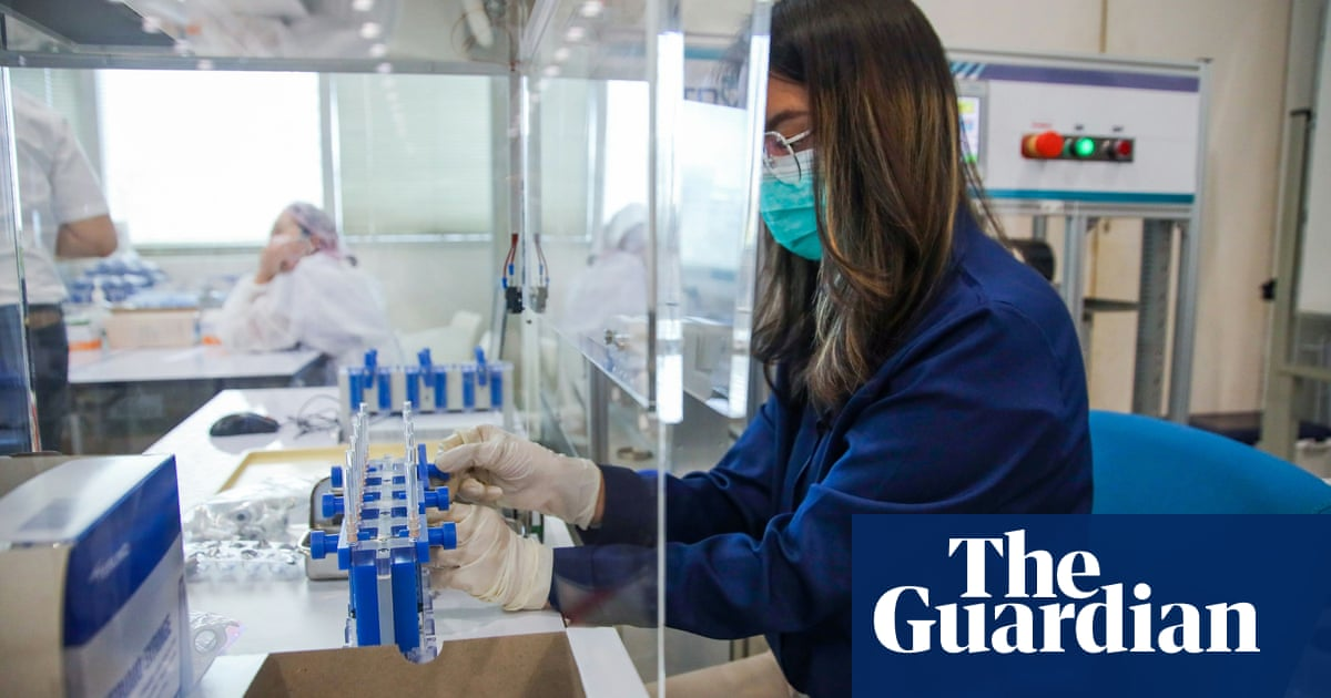 Thailand develops robotic system to up Covid vaccine doses
