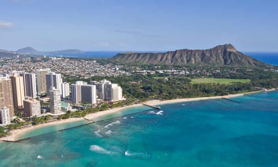 Waikiki, Honolulu Hawaii.