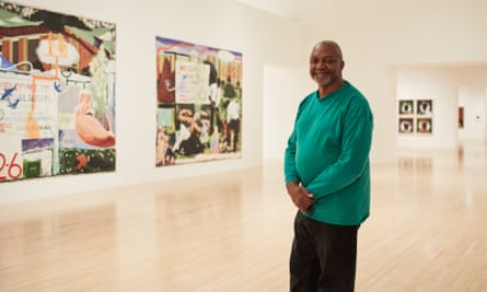 Kerry James Marshall: 'My ambition was never to make a lot of money. I was really just struggling to make the best pictures I could make.'