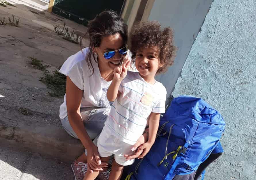 Rayan Wadi and Khadija Jmilou