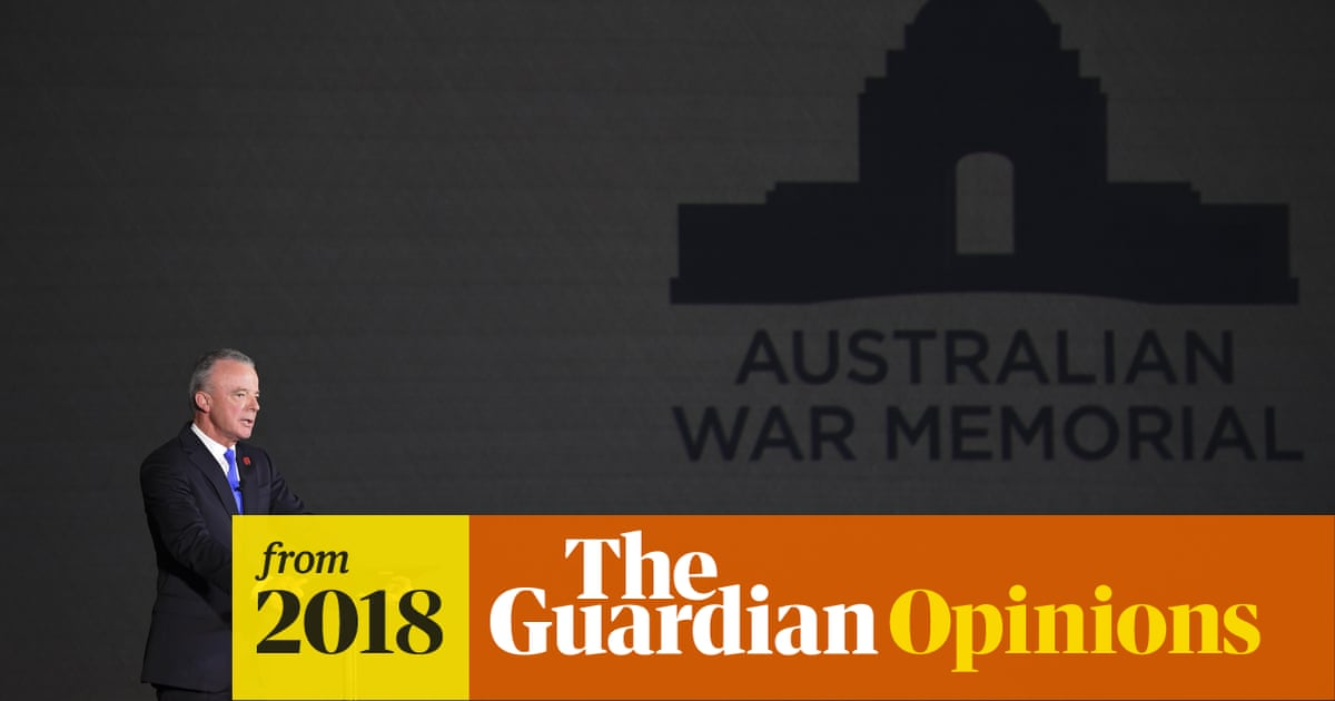 The $498m about to be blown on the Australian War Memorial could be spent better - First world war thumbnail